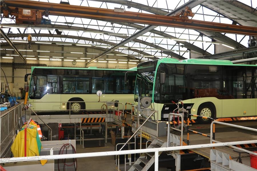 Busse Baden-Baden